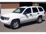 2002 Stone White Jeep Grand Cherokee Laredo 4x4 #64925243