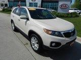 2011 White Sand Beige Kia Sorento EX V6 #64924958