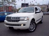 2007 White Chocolate Tri-Coat Lincoln Navigator Ultimate 4x4 #64925222