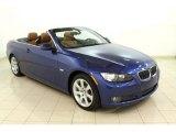 2008 Montego Blue Metallic BMW 3 Series 335i Convertible #64924936