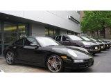 2008 Black Porsche 911 Carrera 4S Coupe #64924913