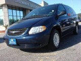 2003 Midnight Blue Pearl Chrysler Town & Country LX #64924588