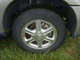 Buick Rainier 2006 Wheels and Tires