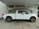 2012 Super White Toyota Tundra TRD Rock Warrior Double Cab 4x4 #64924576