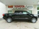 2012 Black Toyota Tundra SR5 CrewMax 4x4 #64924574