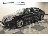 2012 Black Granite Metallic Chevrolet Malibu LTZ #64925116