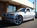 2005 Silver Grey Metallic BMW 3 Series 330i Sedan #6483531