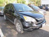 2009 Crystal Black Pearl Honda CR-V EX-L 4WD #64924517