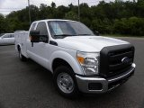 2011 Ford F250 Super Duty XLT SuperCab Commercial Data, Info and Specs