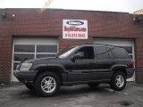 2002 Black Jeep Grand Cherokee Laredo 4x4 #64924813
