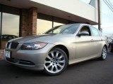 2007 Platinum Bronze Metallic BMW 3 Series 335xi Sedan #6483514