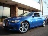 2007 Montego Blue Metallic BMW 3 Series 328xi Coupe #6483523