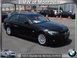 2009 Black Sapphire Metallic BMW 3 Series 328i Sedan #64924783