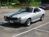 AMC AMX 1968 Data, Info and Specs