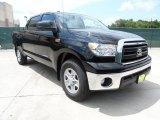 2012 Black Toyota Tundra SR5 CrewMax #64924760