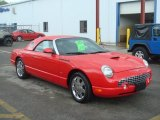 Ford Thunderbird 2003 Data, Info and Specs