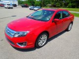 2010 Red Candy Metallic Ford Fusion SEL #64975846
