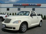 2007 Cool Vanilla White Chrysler PT Cruiser Convertible #64976189
