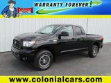 2009 Black Toyota Tundra TRD Rock Warrior Double Cab 4x4 #64976179
