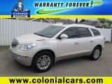 2008 White Diamond Tri Coat Buick Enclave CX #64976173