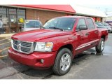 2011 Dodge Dakota Laramie Crew Cab 4x4 Data, Info and Specs