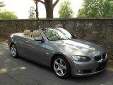 2009 Space Grey Metallic BMW 3 Series 328i Convertible #64975366