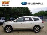 2008 White Diamond Tri Coat Buick Enclave CXL AWD #64975364