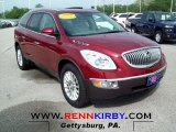 2008 Red Jewel Buick Enclave CXL AWD #64975753