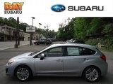 2012 Ice Silver Metallic Subaru Impreza 2.0i Limited 5 Door #64975356
