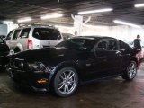 2011 Ebony Black Ford Mustang GT Premium Coupe #64976094