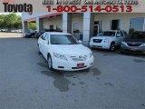 2008 Super White Toyota Camry LE V6 #64975320
