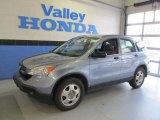 2009 Glacier Blue Metallic Honda CR-V LX 4WD #64975234