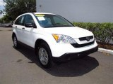 2008 Taffeta White Honda CR-V LX #64975230