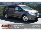 2012 Predawn Gray Mica Toyota Sienna Limited AWD #64975193