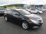 2013 Pacific Blue Pearl Hyundai Sonata GLS #64975183