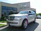 2007 Silver Birch Metallic Lincoln Navigator Elite 4x4 #64975600