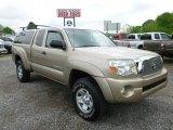 2007 Desert Sand Mica Toyota Tacoma V6 Access Cab 4x4 #64975887