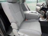 2012 Toyota Tundra TRD Double Cab Graphite Interior