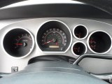 2012 Toyota Tundra TRD Double Cab Gauges