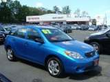 2007 Speedway Blue Pearl Toyota Matrix  #65041565