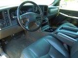 2006 Chevrolet Silverado 1500 LT Crew Cab 4x4 Dark Charcoal Interior