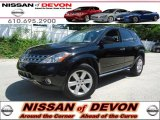 2007 Super Black Nissan Murano SL AWD #65042284