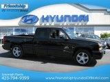 2003 Black Chevrolet Silverado 1500 SS Extended Cab AWD #65041444
