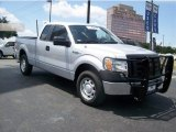 2010 Ingot Silver Metallic Ford F150 XL SuperCab #65041425
