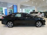 2012 Attitude Black Metallic Toyota Camry SE V6 #65041415