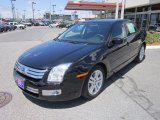 2008 Black Ebony Ford Fusion SEL #65041846