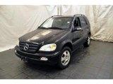 2005 Black Mercedes-Benz ML 350 4Matic #65041378
