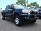 2012 Nautical Blue Metallic Toyota Tacoma V6 SR5 Prerunner Double Cab #65041348
