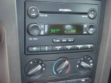 2006 Ford Mustang GT Premium Coupe Audio System