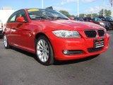 2011 Crimson Red BMW 3 Series 328i xDrive Sedan #65042146